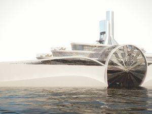 Les 6 projets fous de yachts, du milliardaire russe Vasily Klyukin
