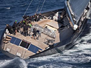 10 photos de l'extraordinaire yacht Wally Esense
