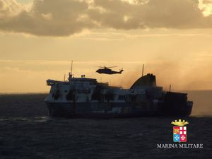 Photos : Marine Italienne