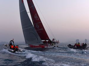 photos : Rick Tomlinson/Volvo Ocean Race
