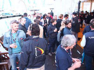 Salon International du Multicoque - toutes les photos de LA soirée Seajet