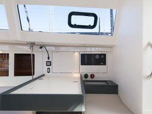 Scoop - premières photos de l'intérieur du nouveau voilier RM 1270