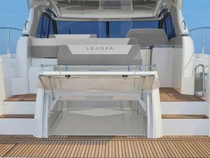 Yachting Festival - présentation du Leader 46, nouveau flagship de la gamme Leader du chantier Jeanneau