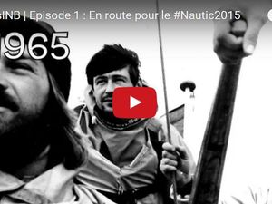 VIDEO - l'INB fête ses 50 ans sur le Nautic de Paris