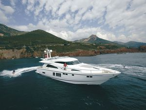 Le chantier britannique Fairline en faillite