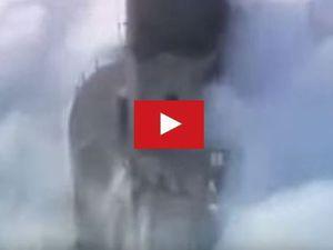 VIDEO - phares dans la tempête, au Raz de Sein