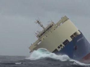 VIDEO - inquiétudes pour la porte arrière du Modern Express