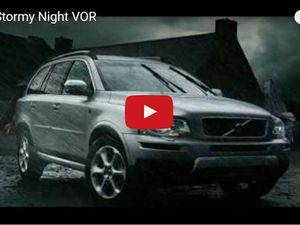 VIDEO - La Volvo Ocean Race... en voiture !