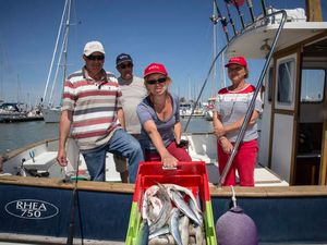 La Rochelle aux couleurs de la 4e Rhéa Fishing Cup le 18 juin
