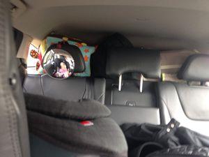 Heureusement qu'on a une Volvo break, le coffre était plein !