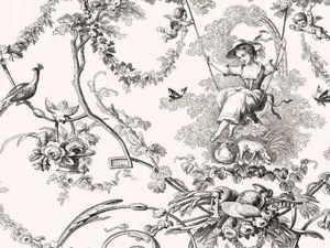Ludivine, une jeune fille sur la balançoire - le zoom