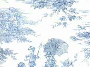 Histoire d'eau coloris bordeaux et bleu