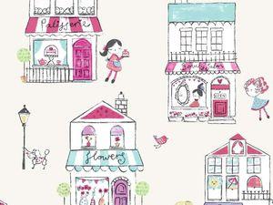 Playtime - nouvelle collection de papiers peints pour enfants