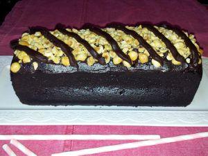 Cake Chocolat Noisettes C. Michalak