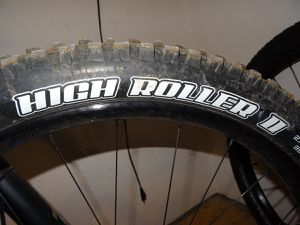 TEST Pneu MAXXIS High Roller 2- 27.5/2.8 plus+.