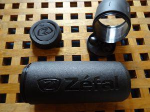ZEFAL BIDON PORTE-OUTILS grande contenance Z BOX L .