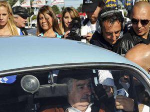 PHOTOS: Le président le plus pauvre du monde fait ses adieux