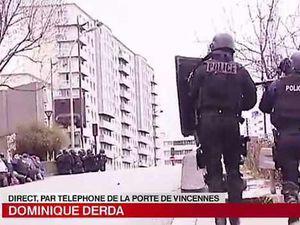 Vincennes : deux femmes, deux hommes et un bébé sont retenus en otage par le tueur de Montrouge