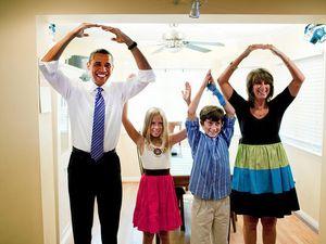 Les 100 photos les plus insolites de Barack Obama