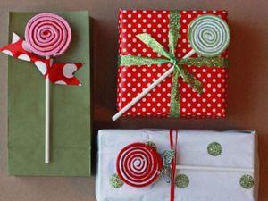 10 façons géniales et originales pour emballer ses cadeaux!
