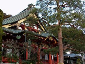 Le Kuon-ji, premier temple bouddhiste de la branche Nichiren, assez répandue dans le pays