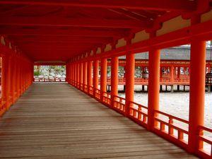 Préf. de Hiroshima : L'idyllique île de Miyajima 宮島 UNESCO