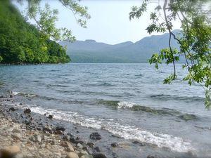 Hokkaïdo : Le Shikotsuko 支笏湖, lac aux eaux les plus claires du Japon!