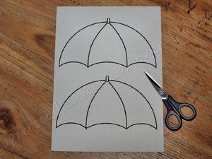 Pluie, pluie et parapluie