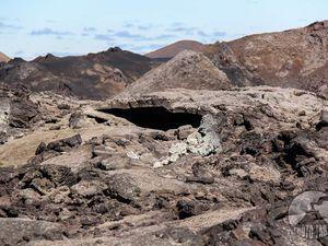 Le champ de lave 1975-1984