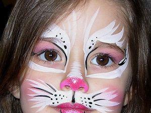 Superbes maquillages pour enfants