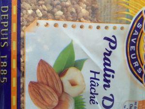 Muffins au pralin et cœur chocolat pour la Foodista challenge #1