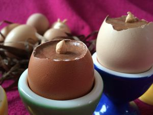 Mousse choco en coquille Bataille Food #22