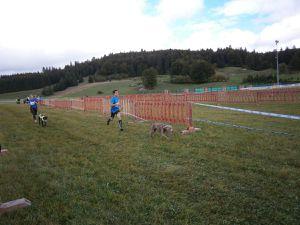 La Breizh Cani'Tude au trophée FSLC à Morbier