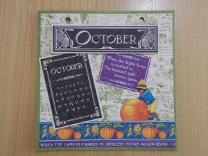 Calendrier - Desk calendar