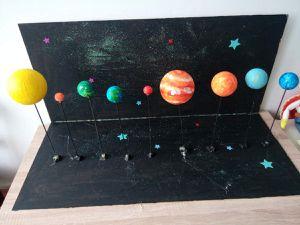 Fabrication d'un système solaire