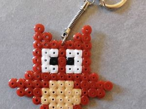 animals hama beads