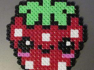 food hama beads
