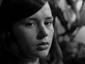 Ingmar Bergman et Harriet Handerson dans le rôle de Monika