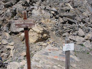 Une belle étape d'altitude, de Chiappera (rifugio Campobase) à Fouillouse par le col de Stroppia