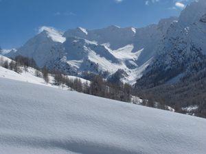 Vallées du Guil et de l'Aigue Blanche ... la Tête du Longet, l'Annapurna d'ici.