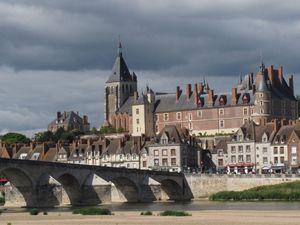 Pont canal de Briare et le pont riveté - La Loire vagabonde - Gien