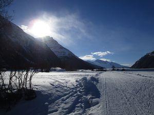 Le Charbonnel est à 3752m et est aussi un des plus hauts sommets de Vanoise