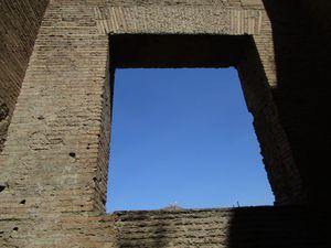 Le Panthéon (1) - Colosseo (3) - Palatin (4, 5, 6)