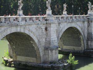 Musée Vatican et chapelle Sixtine (1) - Bas. San Pietro (2) - Pont Sant' Angelo (Le Bernin 3)