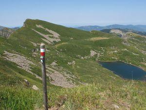 Lacs Sillara, la chataigneraie, Bagnone et le vieux pont