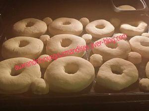 Donuts ou beignets au four au Companion