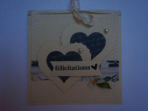 cartes pour mariage et anniversaire