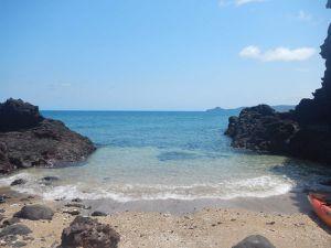Sortie Kayak à l'îlot de Bandrélé