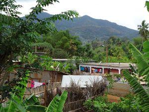 Randonnée Chirongui Miréréni par les crêtes