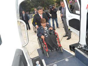 Presentan Taxis Preferentes para personas con discapacidad, tercera edad y mujeres embarazadas en Ciudad de México